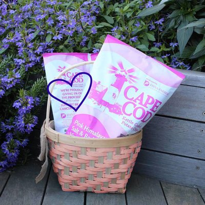 Cape Cod® Pink Himalayan Salt & Red Wine Vinegar Kettle Cooked Potato Chips