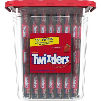 Twizzlers Twists, Strawberry