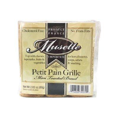 Musette Petite Toast
