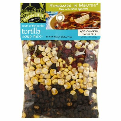 Anderson House Soup Mix, Tortilla, South of the Border