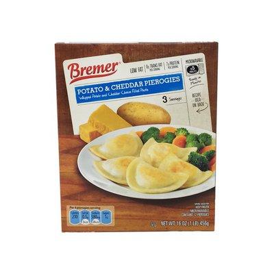 Bremer Potato & Cheddar Pierogies