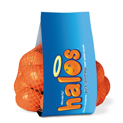 Wonderful Halos Clementine Bag