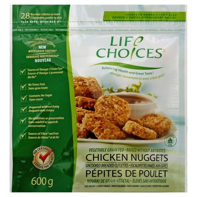 Life Choices Chicken Nuggets