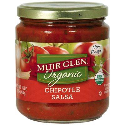Muir Glen Organic Chipotle Salsa