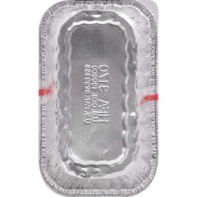 Handi-Foil Loaf Pans & Lids, Mini, 5 Pack