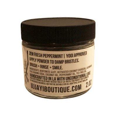 Ujjayi Charcoal Whitening Tooth Powder