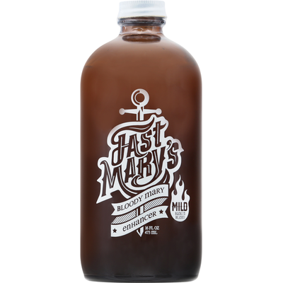Fast Mary's Bloody Mary Enhancer, Mild Bang'n Blend
