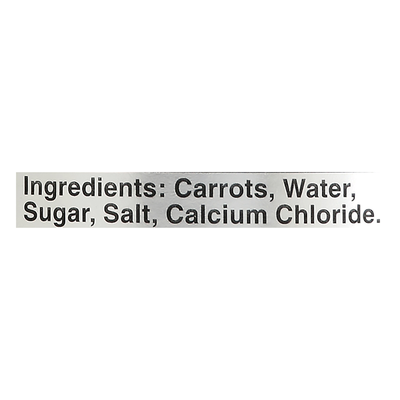 Le Sueur Tender Baby Whole Carrots