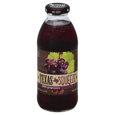 Texas Squeeze Juice, Grape, Bottle