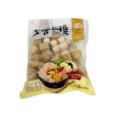 Tong Tong Bay Mixed Fish Cakes