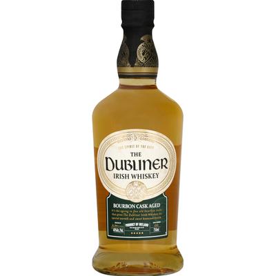 The Dubliner Irish Whiskey, Bourbon Cask Aged
