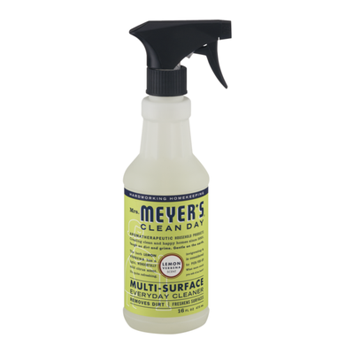 Mrs. Meyer's Clean Day Multi-Surface Everyday Cleaner Bottle, Lemon Verbena