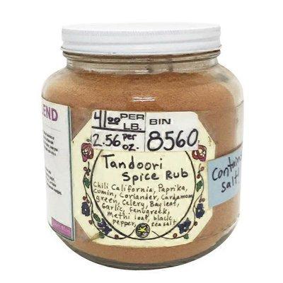 Organic Tandoori Seasoning