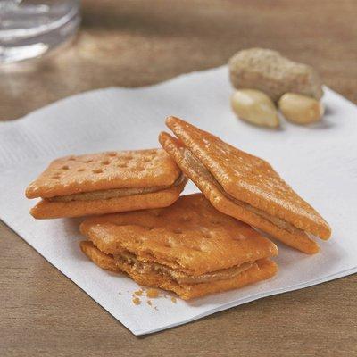 Kellogg's Keebler Cheese & Peanut Butter Sandwich Crackers