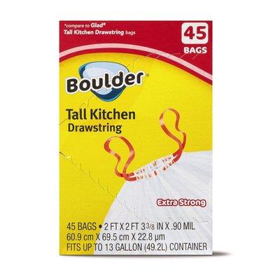 Boulder Drawstring Kitchen Bag