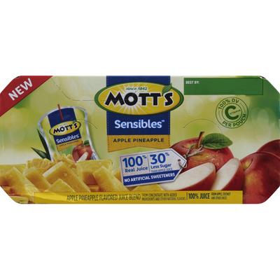 Mott's 100% Juice, Apple Pineapple