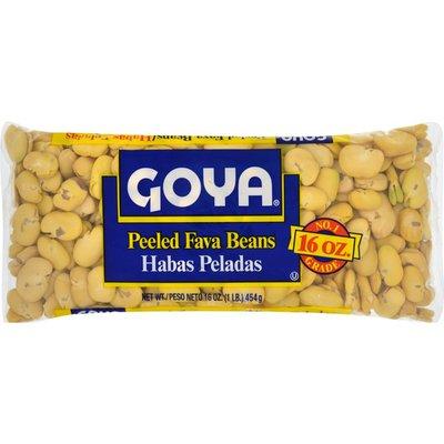 Goya Peeled Fava Beans, Dry