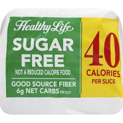 Lewis Sugar Free Whole Wheat Bread