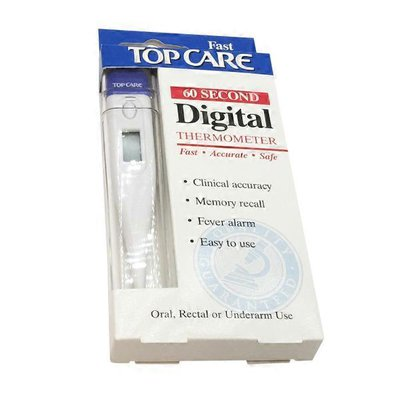 TopCare Sixty Second Digital Thermometer