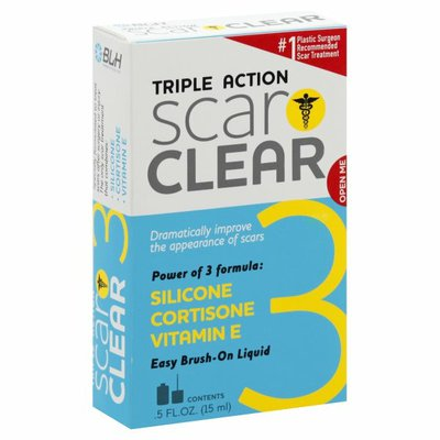 ScarClear Scar Treatment, Triple Action