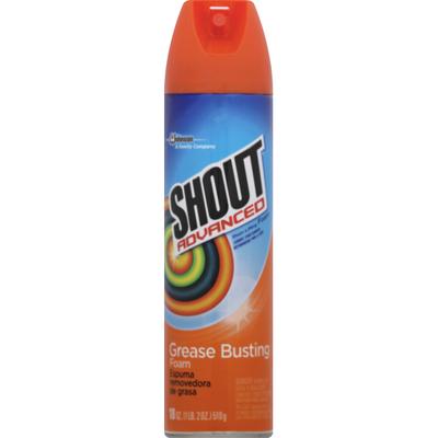 Shout Grease Busting Foam