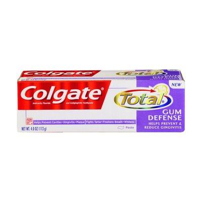 Colgate Total Gum Defense Toothpaste