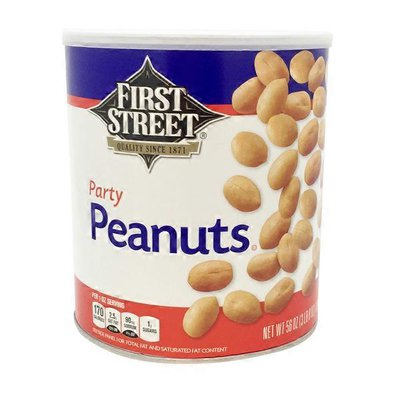 First Street Party Peanuts