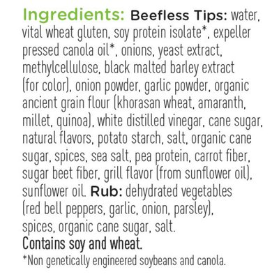 Gardein Home Style Beefless Tips