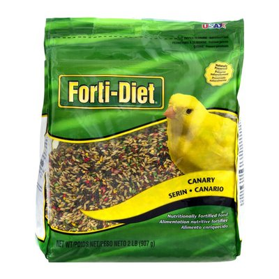 Forti-Diet Canary Nutritionally Fortfied Food