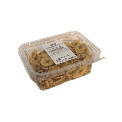 Organic Sweetened Banana Chips, Package