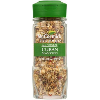 McCormick Gourmet™ All Natural Cuban Blend