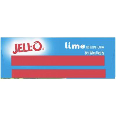 Jell-O Lime Sugar Free Gelatin Mix
