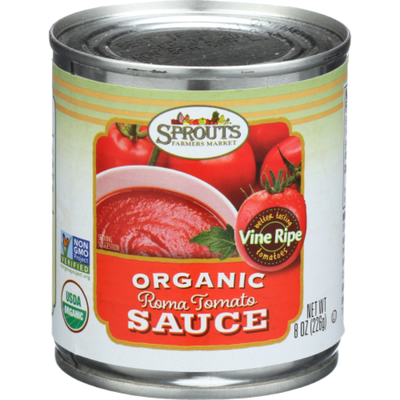 Sprouts Tomato Sauce