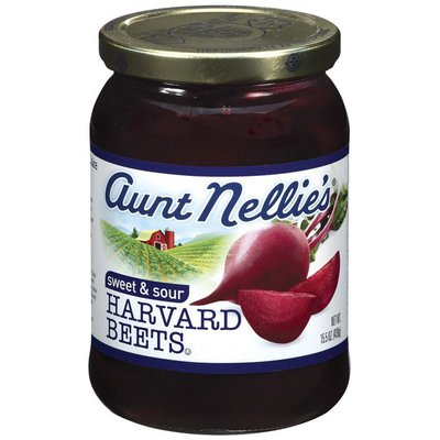 Aunt Nellie's Sweet & Sour Harvard Beets