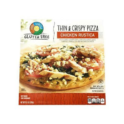 Full Circle Hand-crafted Pizza