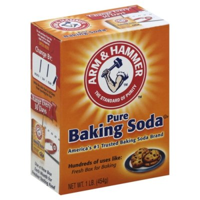 Arm & Hammer Baking Soda, 1