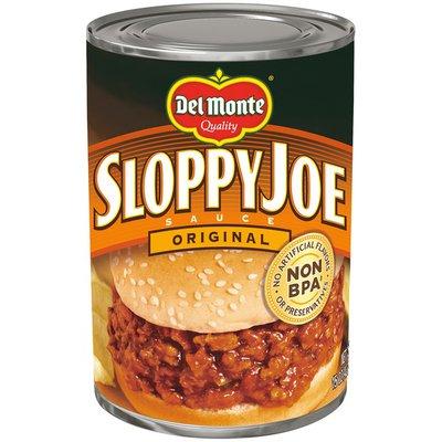Del Monte Sloppy Joe Sauce, Original