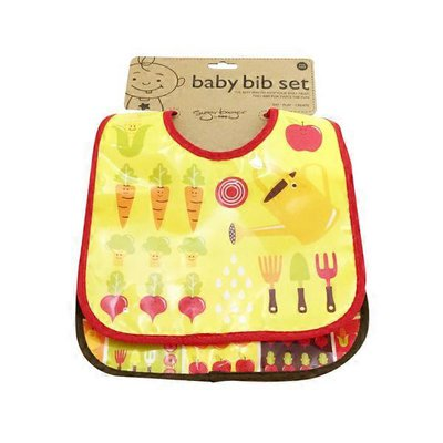 Sugarbooger Mini Bib My Garden Set