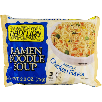 Tradition Ramen Noodle Soup Chicken Flavor