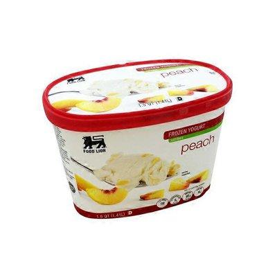 Food Lion Nonfat Frozen Yogurt