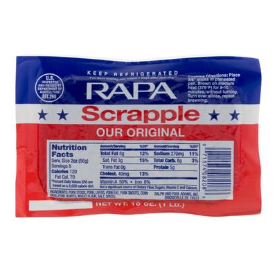 RAPA Scrapple Original