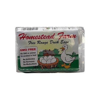Homestead Farm Free Run Duck Eggs