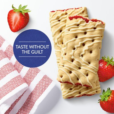 Kellogg's Special K Pastry Crisps, Breakfast Bars, Strawberry