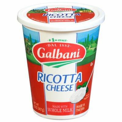 Galbani Galbani Whole Milk Ricotta Cheese