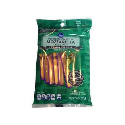 Kroger Mozzarella Twists String Cheese