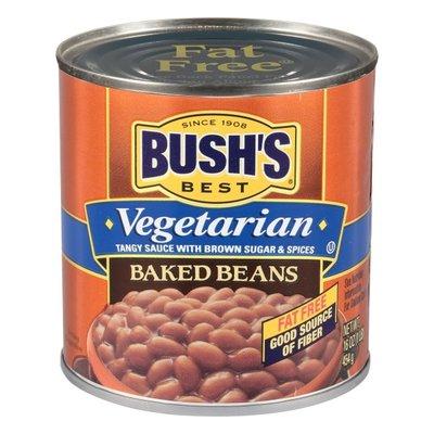 Bush's Best Vegetarian Baked Beans
