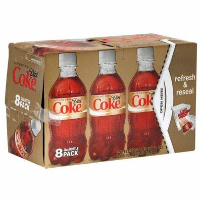 Diet Coke Caffeine Free Soda Soft Drink