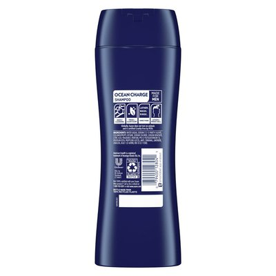 Suave Clarifying Shampoo Daily Clean Ocean Charge