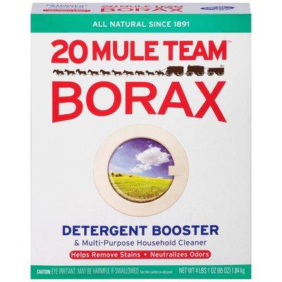 20 Mule Team Borax Detergent Booster & Multi-Purpose Household Cleaner