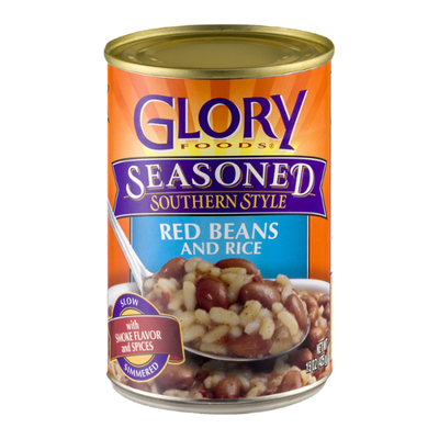 Glory Foods Seasoned Southern Style Red Beans and Rice